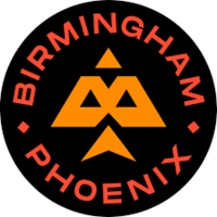 Birmingham Phoenix Cricket Team Logo
