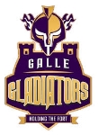 Galle Gladiators Cricket Team Logo