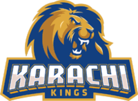 Karachi Kings Cricket Team Logo