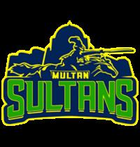 Multan Sultans Cricket Team Logo