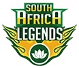 South Africa Legends Cricket Team Logo